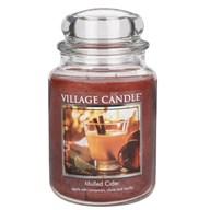 Mulled Cider Premium 26oz (1219g) Fragranced Candle Jar