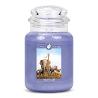 Noah's Ark Goose Creek Scented 24oz Candle Jar