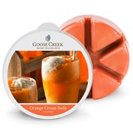 Orange Cream Soda Goose Creek Scented Wax Melts