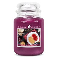 Peanut Butter and Jelly Goose Creek 24oz Scented Candle Jar