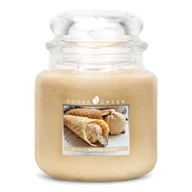 Peanut Butter Sugar Goose Creek 16oz Scented Candle Jar