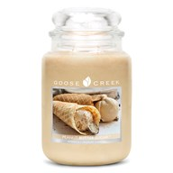 Peanut Butter Sugar Goose Creek 24oz Scented Candle Jar