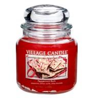 Peppermint Bark Premium 16oz (899g) Fragranced Candle Jar