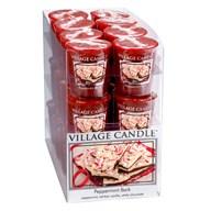 Peppermint Bark Premium 61g Votive Candle