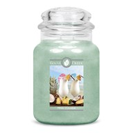 Pina Colada Goose Creek 24oz Scented Candle Jar