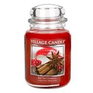 Red Hot Cinnamon Premium 26oz (1219g) Fragranced Candle Jar