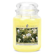 Sweet Honeysuckle Goose Creek 24oz Scented Candle Jar