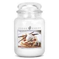 Vanilla Pumpkin Waffle Goose Creek 24oz Scented Candle Jar