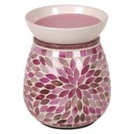 Electric Wax Melt Burner - Pink Petals