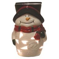 Snowman Electric Wax Melt Burner 21cm
