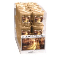 Amber Woods Premium (61g) Votive Candle