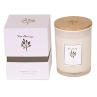 Woodbridge Orchid & Bamboo Medium Soy Candle