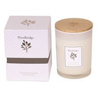 Woodbridge Cashmere & Lilac Medium Soy Candle