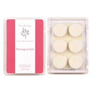 Woodbridge Pomegranate Soy Wax Melt Pack