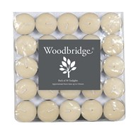 Woodbridge Tealights -  Ivory
