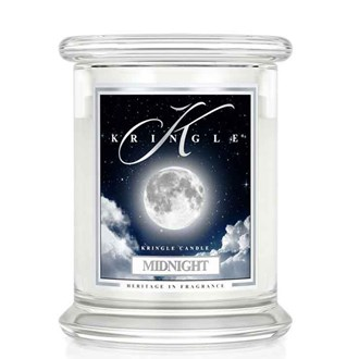 Midnight Kringle 14.5oz Candle Jar