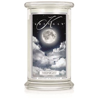Midnight Kringle 22oz Candle Jar