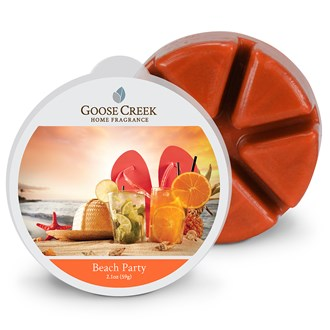 Beach Party Goose Creek Scented Wax Melts