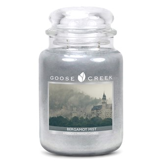 Bergamot Mist Goose Creek 24oz Scented Candle Jar
