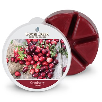 Cranberry Goose Creek Scented Wax Melts