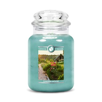Garden House Goose Creek 24oz Scented Candle Jar