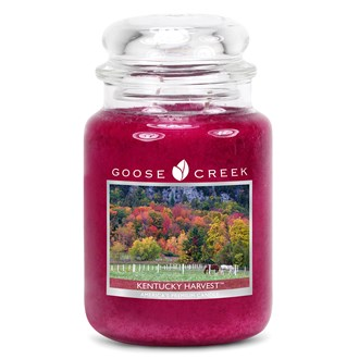 Kentucky Harvest Goose Creek 24oz Scented Candle Jar