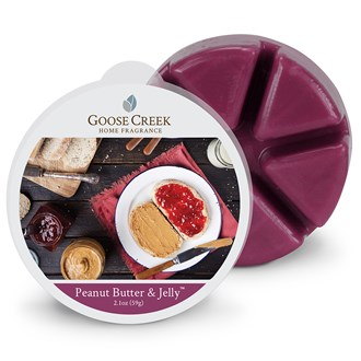 Peanut Butter and Jelly Goose Creek Scented Wax Melts