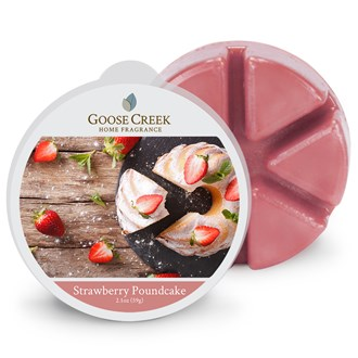 Strawberry Poundcake Goose Creek Scented Wax Melts