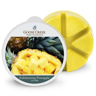 Exhilarating Pineapple Goose Creek Scented Wax Melts