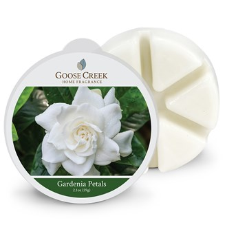 Gardenia Petals Goose Creek Scented Wax Melts