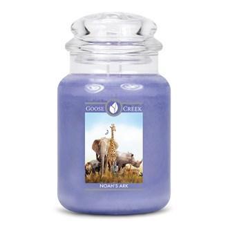 Noah's Ark Goose Creek Scented 24oz Candle Jar