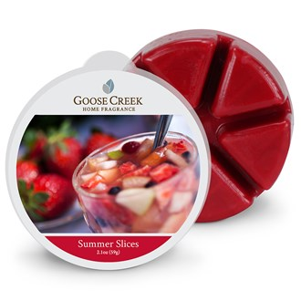 Summer Slices Goose Creek Scented Wax Melts