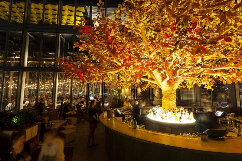 SUSHISAMBA Tree Bar