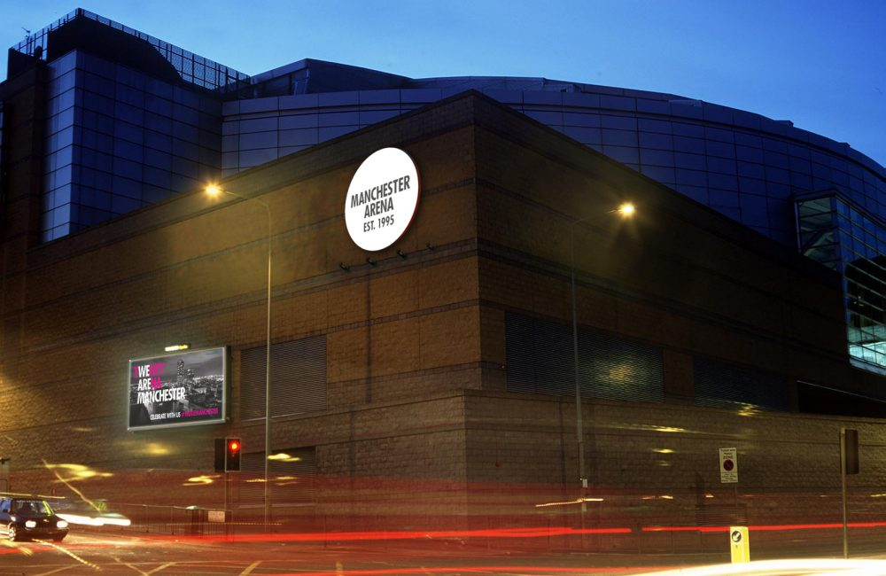 MEN Manchester Arena - external image