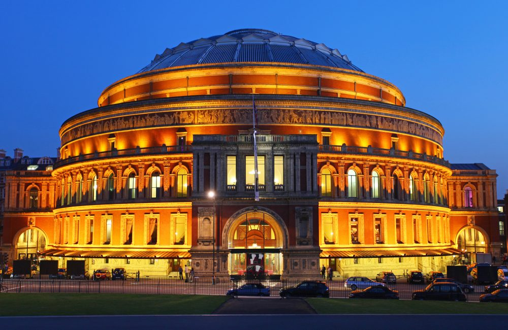Royal Albert Hall hospitality