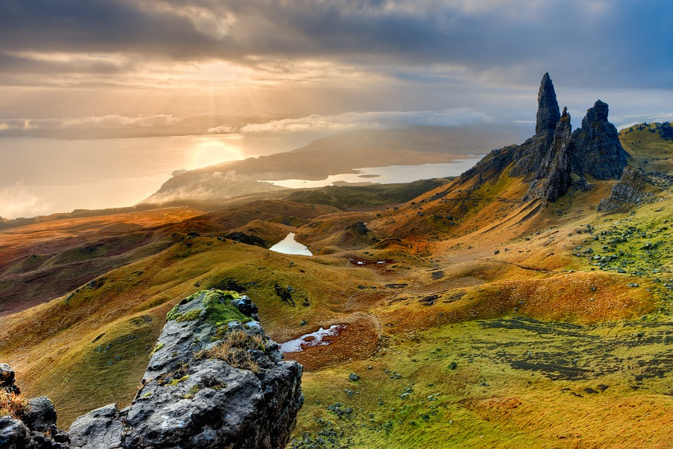 Scotland Incentive Trips - Scottish highlands