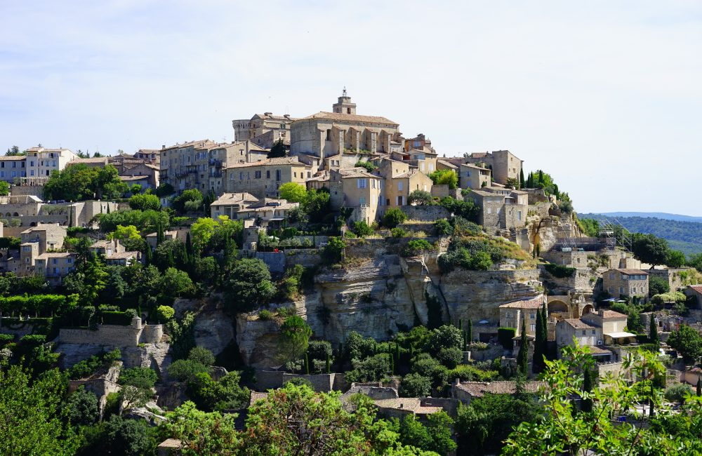 Chateau De Gordes - France Incentive Trips