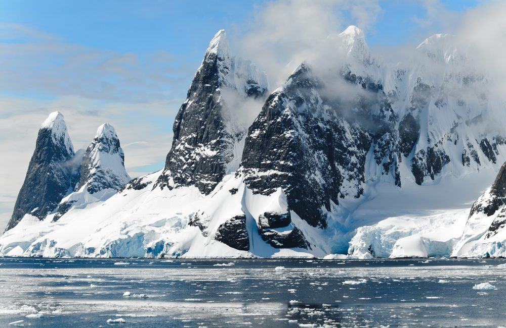 Antarctica mountains - Global Incentives