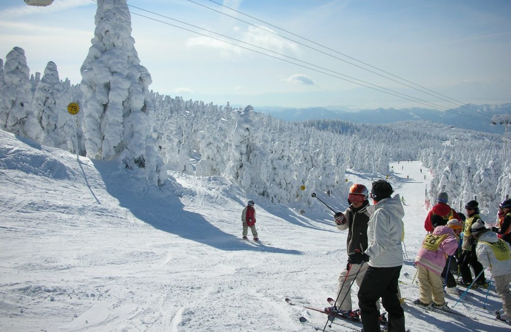 Zao Onsen, Japan - Asia Incentive Trips