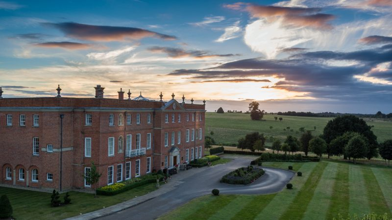 Four Seasons Hampshire |Venue Finding | Free Venue Finding Service | Villiers | By Design | Christmas party outside London