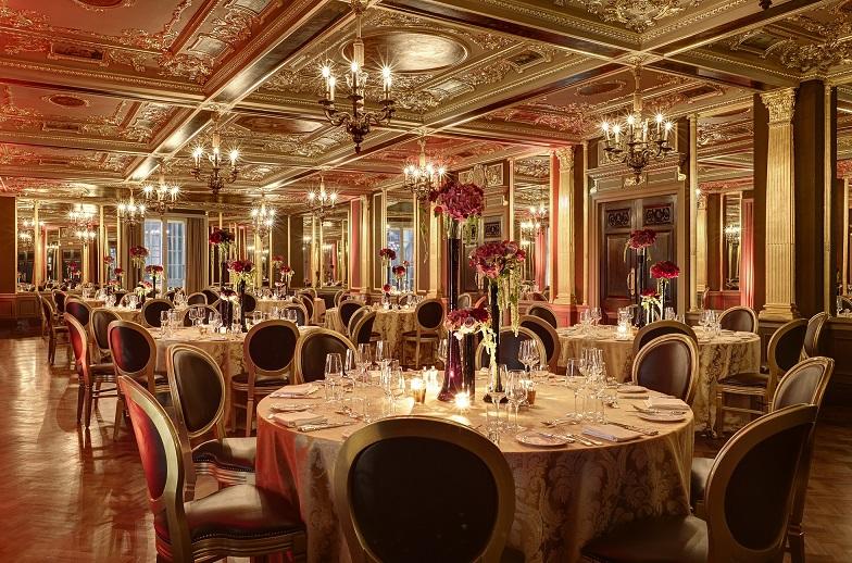 Hotel Cafe Royal - Pompadour - Dinner