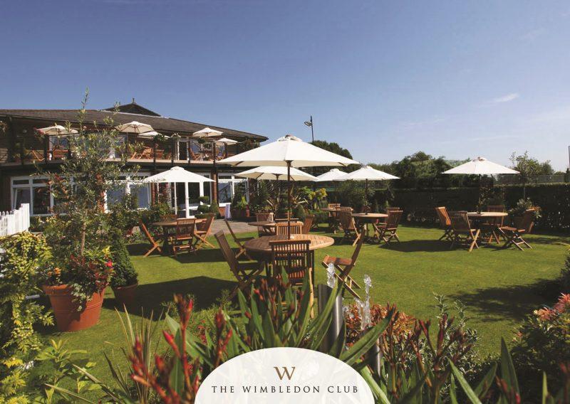The Garden at The Wimbledon Club