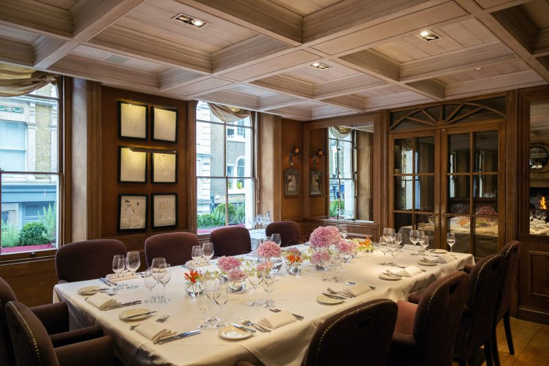 Private dining edit: October| Clos Maggiore | Venue Finding | Free Venue Finding Service | Group Private Dining | Venue Finding Agency London | Group Private Dining | Private Dining Planners | Venue Hire London