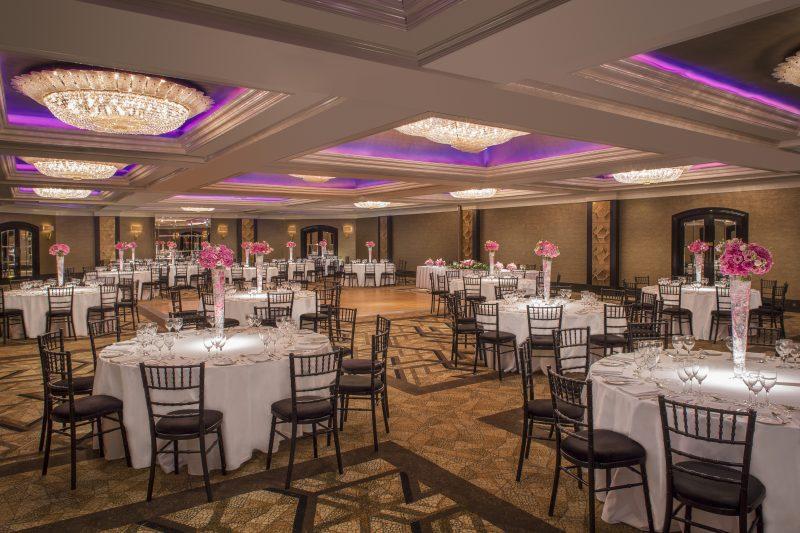 Jumeirah Carlton Tower - Ballroom dinner