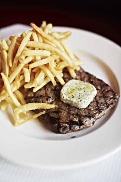 Balthazar - bar steak - credit David Loftus