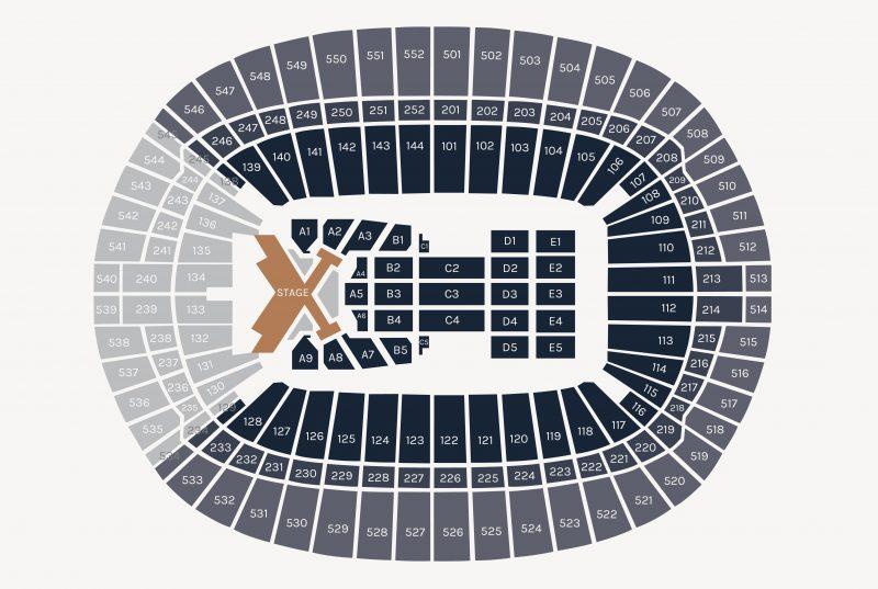 Taylor Swift hospitality   Taylor Swift Wembley Stadium