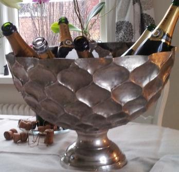 vinbanken champagnebowl