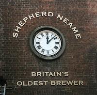 Sheperd Neame bryggeri