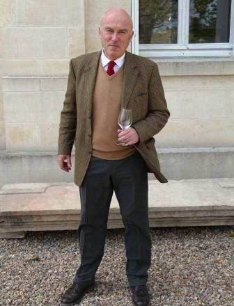 Ägaren till Château Ausone i Saint Emilion – Alain Vauthier