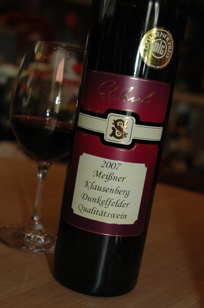 Weingut Schuh Klausenberg Dunkelfelder 2007